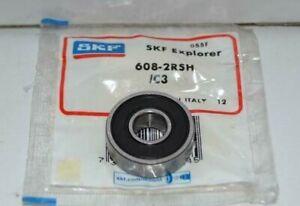 Cuscinetto a sfere SKF 608 2RSH/C3  2rsh 8x22x7mm - 608 2rs C3 Schermato