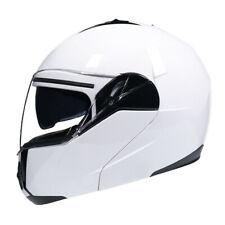 Tough Guy Style Motorcycle Helmet Flip Up Modular Helmet Full Face Dual Visor