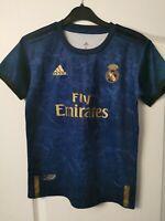 Hazard  #7 Real Madrid 2019//2020 Night indigo kids jersey-free UK delivery