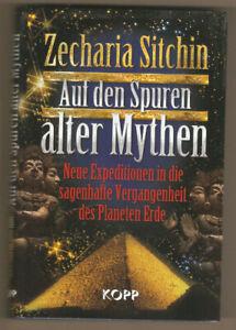 Zacharia Sitchin / Auf den Spuren alter Mythen / Kopp-Verlag 2010