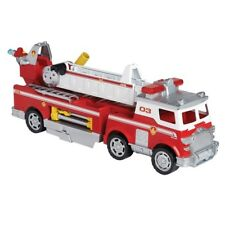 Paw Patrol Ultimate Rescue Fire Truck Deluxe Playset  Brand New