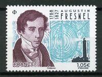 France 2019 MNH Augustin Fresnel Optics 1v Set Lighthouses Physics Stamps