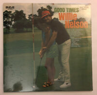 Willie Nelson - Good Times - Factory SEALED 1969 US 1st Press