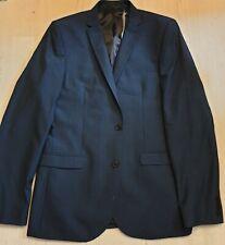 Mens Next Suit Jacket Blue Bnwt Size Uk 42 Xl tailored fit