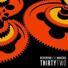 Reverend & And The Makers - Thirtytwo (NEW CD)