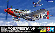Tamiya 60322 1/32 North American P-51d Mustang Model Kit