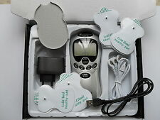 Tens Digital Therapy Massage Machine 8 Pain Relief Modes programs **UK SELLER**