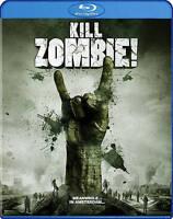 Kill Zombie! [Blu-ray] --BRAND NEW FACTORY SEALED---FREE SHIPPING--B19
