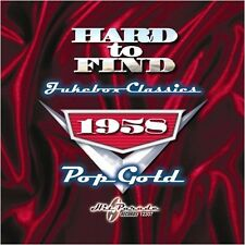 1958: Pop Gold - Hard To Find Jukebox Classics (2009, CD NEU)