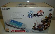 CONSOLE PSP SLIM DISSIDIA FINAL FANTASY PURE WHITE  PSP-3003 PW NEW PAL RARE