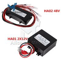 Battery equalizer HA01 HA02 used for 24V 48V lead-acid batteris Balancer B2AE