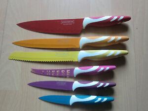 Messerset 6-teilig Royalty Line