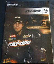 2006 Ski-Doo Snowmobile Parts, Clothing & Accessories Catalog Brochure (423)