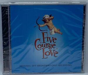 Five Course Love by Gregg Coffin (CD, Nov-2009, Razor & Tie) Soundtrack NEW