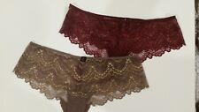 La Senza Obsession brazilian panties size L holiday panties
