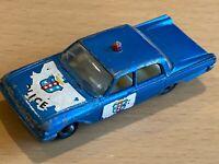 Matchbox Lesney No 55 - Ford Fairlane Police Car