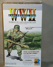 WOLF WEHRMACHT GRENADIER PRIVATE DRAGON BBI FIGURE 1/6th scale action figure
