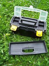 kompakter Allzweckkoffer ERGO 15 Angelkoffer Werkzeugkiste Werkzeugbox NEU