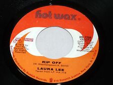 Laura Lee:  Rip Off / Two Lovely Pillows  [Unplayed Copy]