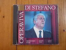Giuseppe Di Stefano: Opera Viva VERDI /PUCCINI