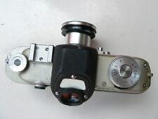 """RARE Alpa mod. 5 with 50mm f:2.8 Old Delft Alfinon lens, book/case/BOX """"LQQK"""""""