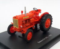 Hachette 1/43 Scale Model Tractor HT041 - 1955 Someca DA 50 L - Orange