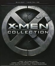 X-Men Complete Collection [Digital Copies Included] Read Description