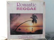 ROMANTIC REGGAE. V/A. 2 x VINYL LP, G/F PIC SLEEVE. PIONEERS, HEPTONES, HOLT