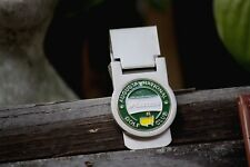 The Masters 2018 Spring Loaded Money Clip - Free Shipping Green