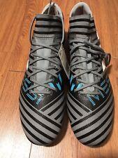 new style 8b4ce c631a adidas 17.3 Nemeziz Messi Mens FG Outdoor Soccer Cleats  CP9037 Size 12