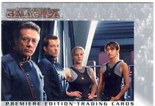 Battlestar Galactica Premiere Promo Card P1
