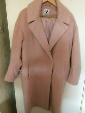 Ladies Long thick Winter Coat - Size 12 to 14 - From Very