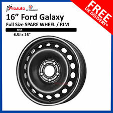 "Ford Galaxy 2006-2015 16"" FULL SIZE STEEL SPARE WHEEL STEEL RIM"