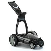 Stewart Golf E-Trolly X9 Follow  **der erste Trolley der Ihnen folgt** schwarz
