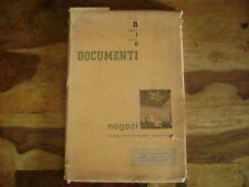 Documenti-Negozi-Antonio Vallardi Milano-Serie n fascicolo 1 numero 6-1947