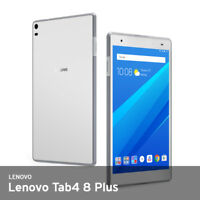 """Lenovo Tab4 8 Plus Gaming 8"""" Wi-Fi Octa 2.0GHz 4G/64G FHD 300g Android 7.1 White"""