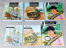 BJU Bob Jones (2nd grade) READING 2 SET - New Worktext/Booklinks COMPLETE SET!