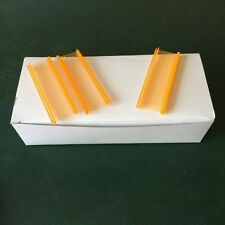 5000 ORANGE kimble tags (25mm)