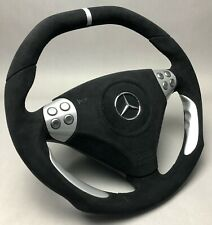 MERCEDES SLK R171 W203 AMG Alcantara Airbag Sport Lenkrad steering wheel volant
