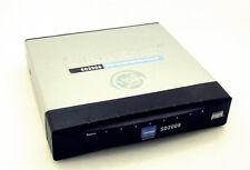 Linksys sd2008 8-Port 10/100/1000 Switch Gigabit