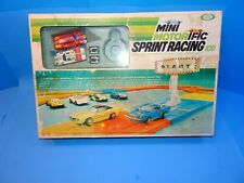 Vintage 1960's Mini-Motorific Sprint Racing 100