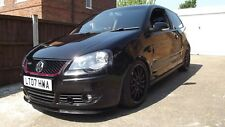 FORGED 350BHP CAPIBLE 2007 VW POLO GTI