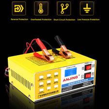 12V/24V 200AH Electric Car Dry&wet Battery Charger Intelligent Pulse Repair Sets