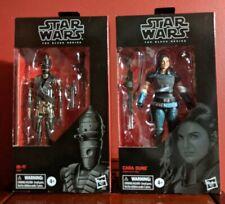 Star Wars Black Series 6 Inch Cara Dune IG-11 Set From The Mandalorian IN STOCK!