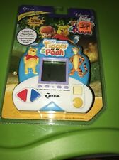 New Tigger & Pooh Zizzle Handheld Electronic Game Sealed In Blister Pack