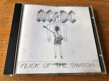 AC/DC Flick of the switch - CD