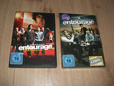 Entourage Staffel 1+2 DVD Boxen mit 5 DVDs