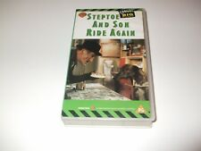 VHS Cassette:  STEPTOE  AND  SON  RIDE  AGAIN! - 1996