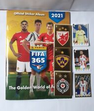 "Panini FIFA 365 2021complete set 63 ""S"" stickers, MINT + empty album, UPDATE"