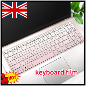 Silicone Protector Keyboard film Cover For Asus S5300U/V5000F laptop dust